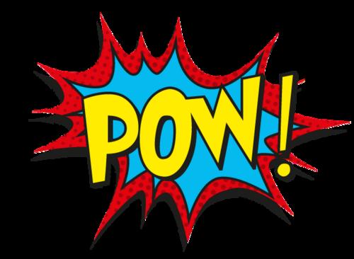Pow Pop Art Transparent Background Pinterest Pop Art Art Superhero Printables Superhero Printables Free Superhero Theme