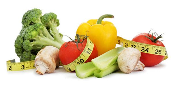 Fruits and vegetables to lose weight fast