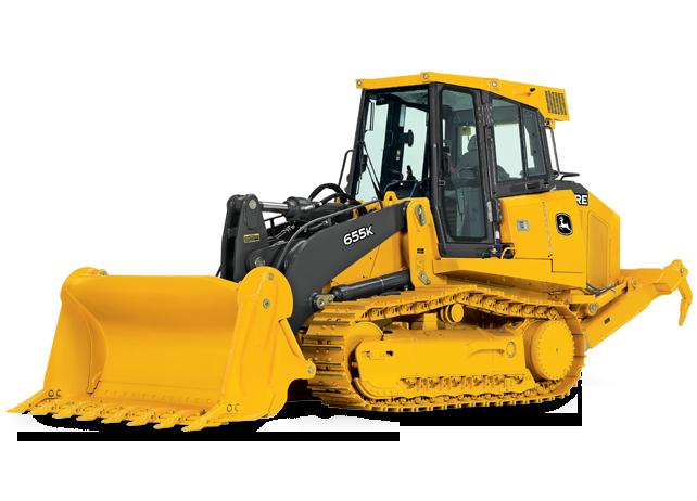 john deere 655 series 2 755 series 2 crawler loader operators manual  omt201669