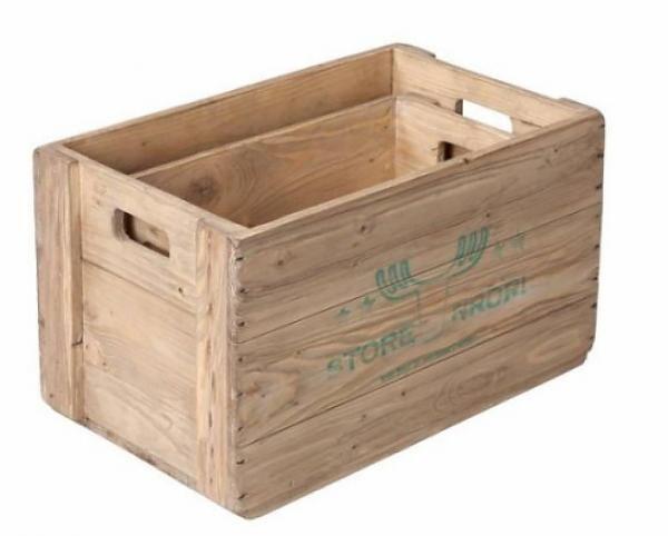 Storebror Opbergkisten Box Låda set van 2 - wonenmetlef.nl