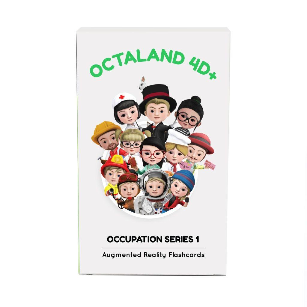 Augmented reality flashcards octagon studio sen