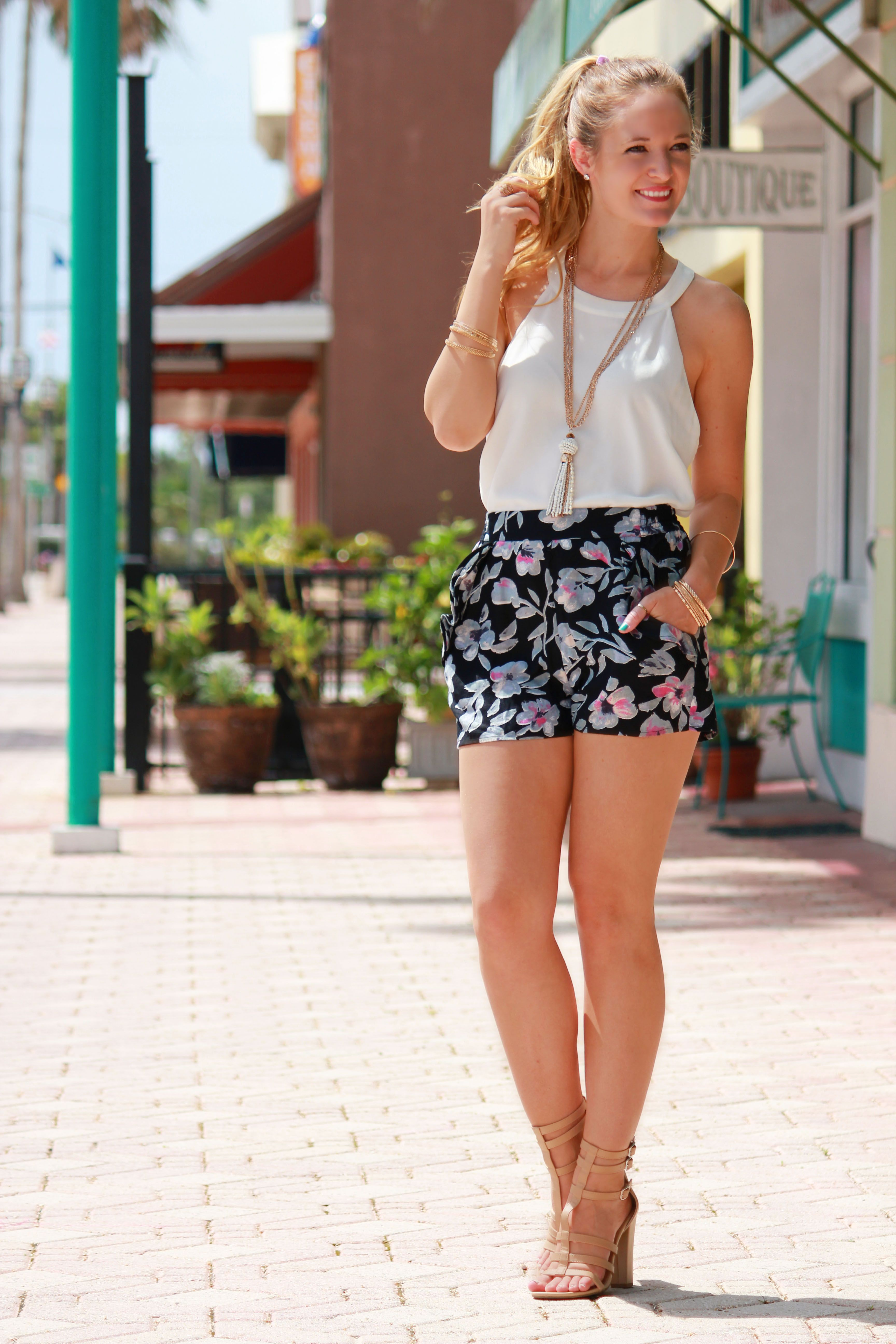 Summer Florals | My Style | Preppy summer outfits, Fashion