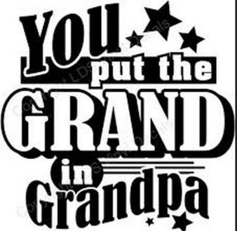 Happy Fathers Day Grandpa Quotes. QuotesGram Grandpa