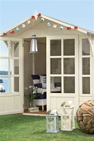 10 Diy Awesome And Interesting Ideas For Great Gardens 4 Summerhouse