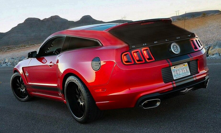 Mustang Hatchback Shelby Gt500 Wagon Cars Mustang Shelby