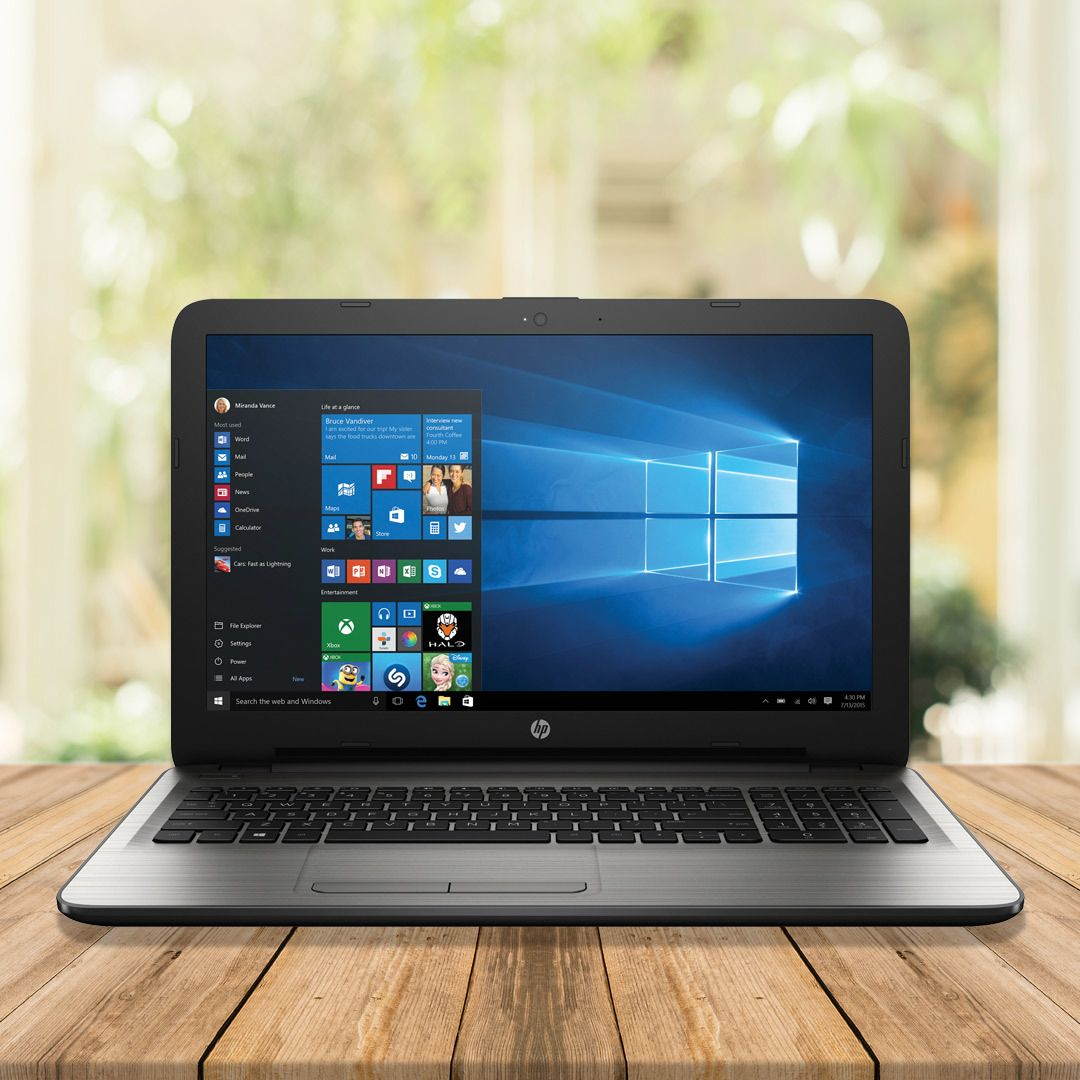 Hp 15 6 Intel Core I5 Laptop Computer On Sale Empowered To Do More Tackle All Your Daily Tasks With An Affordable Lapt Hp Laptop Hd Notebook Laptop Price