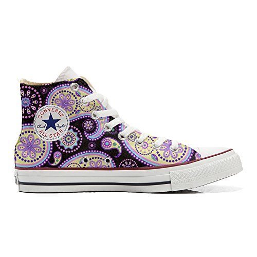 Converse shoes Women's hand printed Italian style (handic... https://. Converse  All StarConverse ...