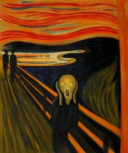 scream 250x300 Top 5 Most Famous Stolen Art Masterpieces | Art ...