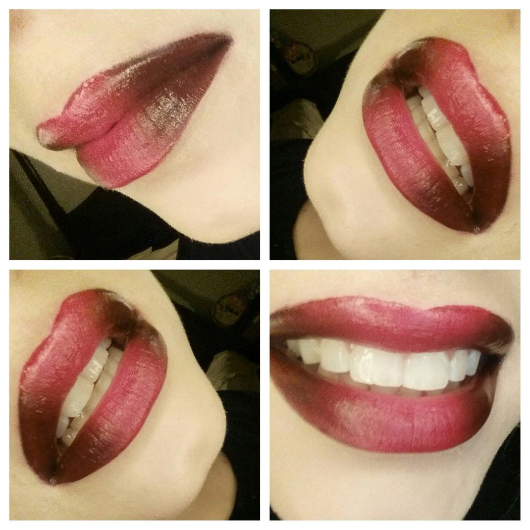 I love this look from @Sephora's #TheBeautyBoard http://gallery.sephora.com/photo/ombr-lippy-29442