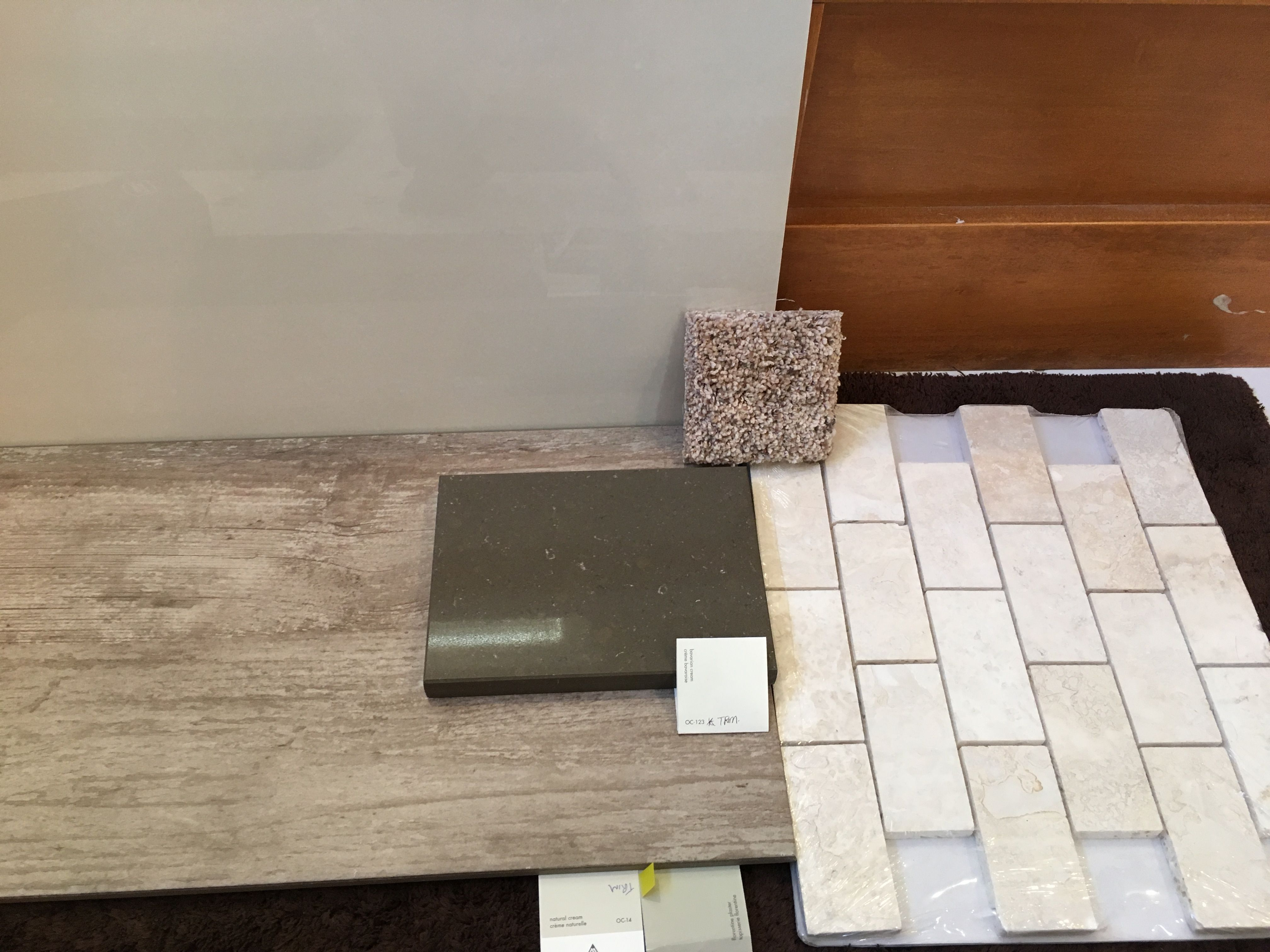 Ensuite Bathroom Colour Palate Floor Tile X TRNO Centura Tile - 2 x 4 floor tiles