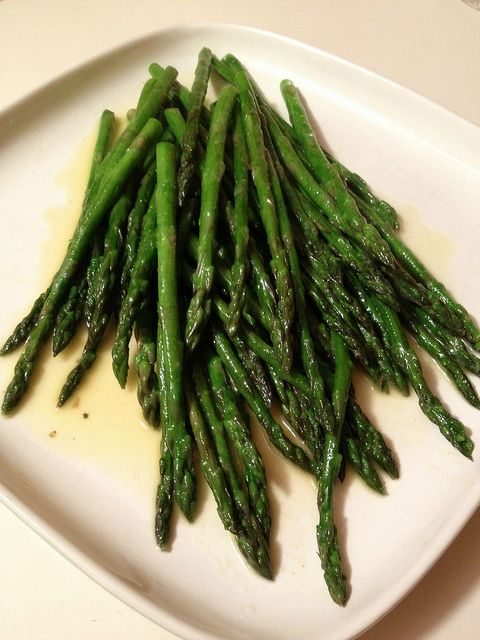 Cooked Asperagus by AdventuresOfSupermom, via Flickr