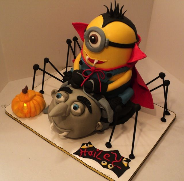 despicable me gru cake this fabulous despicable me halloween cake was made by cake central