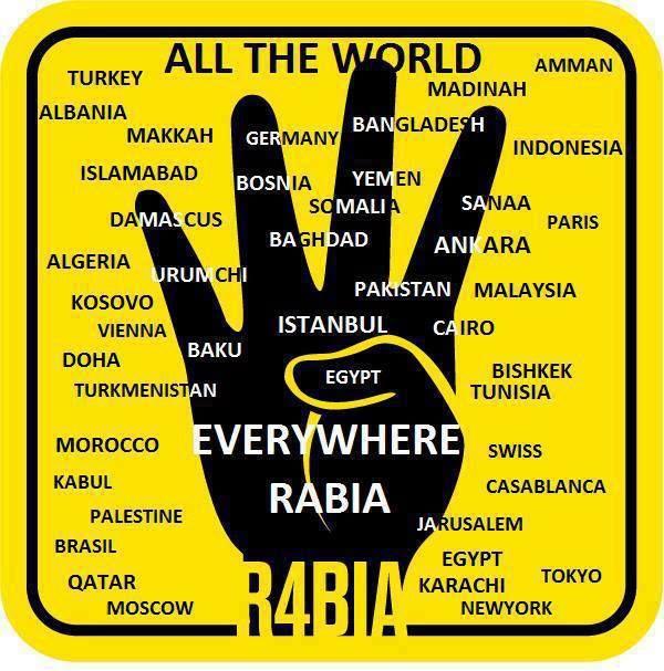 #R4BIA #EGYPT #MORSI