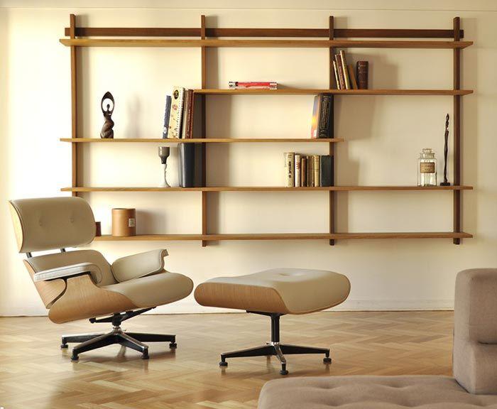 Bibliotecas colgantes net muebles wonderwall for Bibliotecas muebles