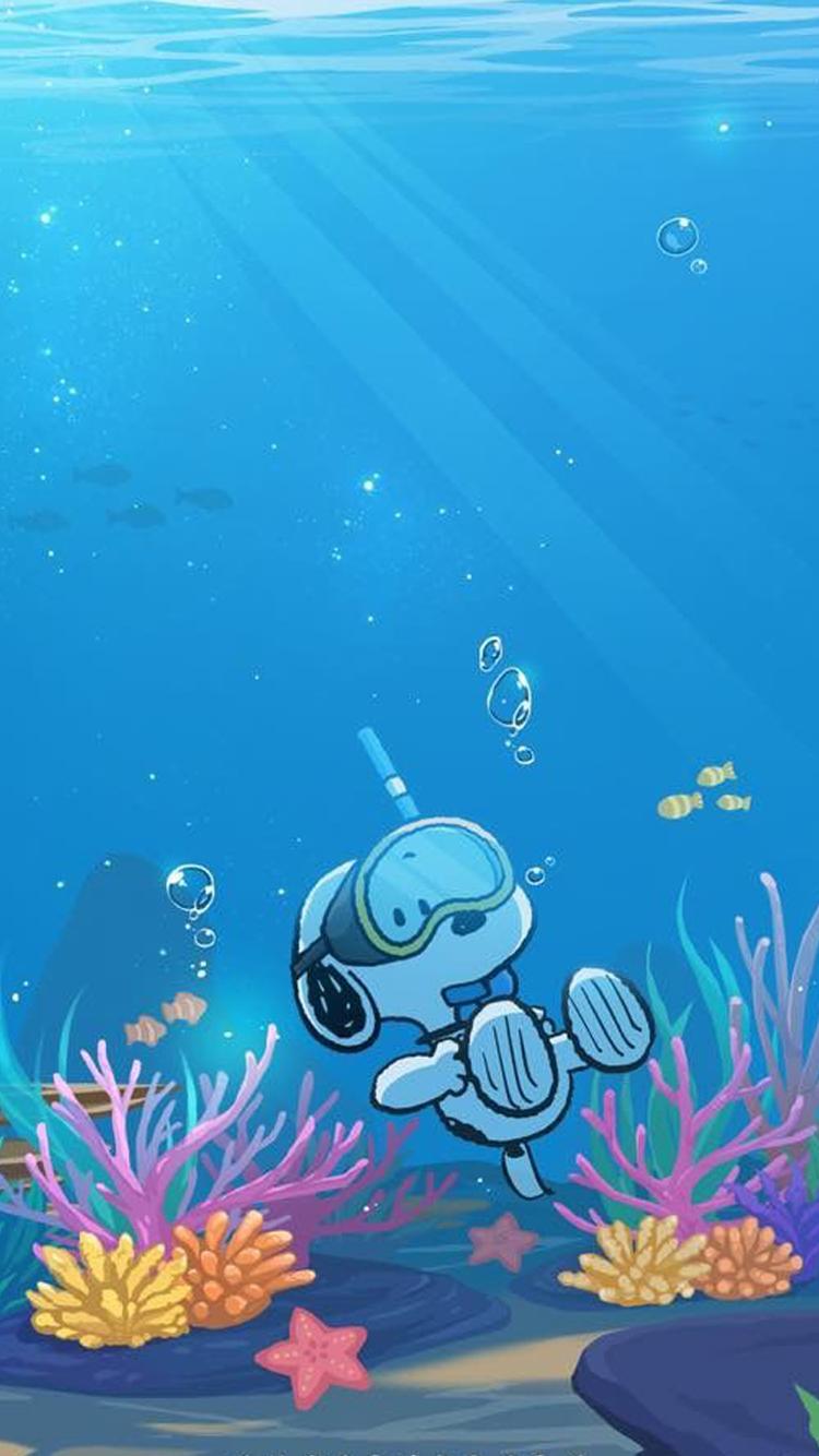 Snoopy wallpaper, Cute wallpapers ...