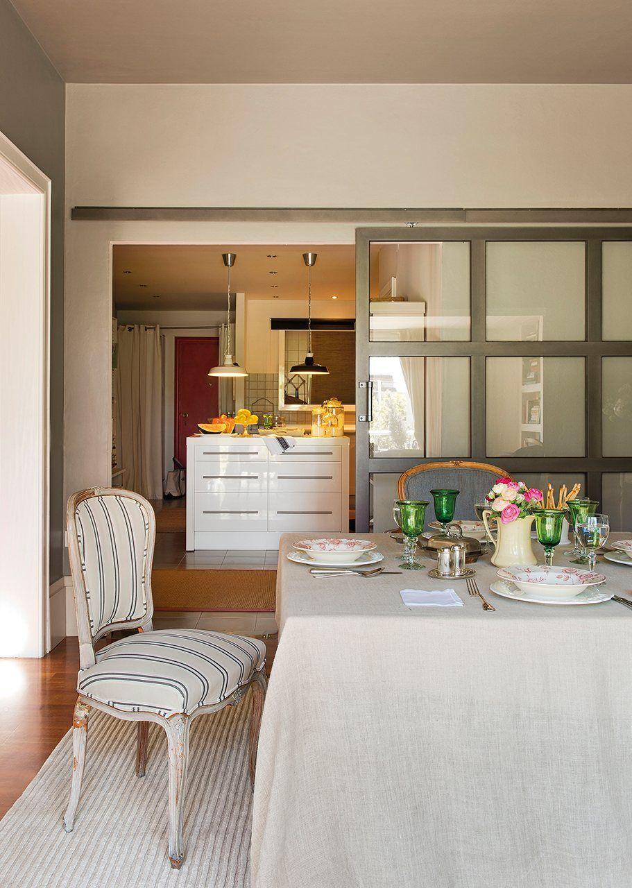 Moderno Alma De La Cocina Las Puertas Fotos - Ideas de Decoración de ...