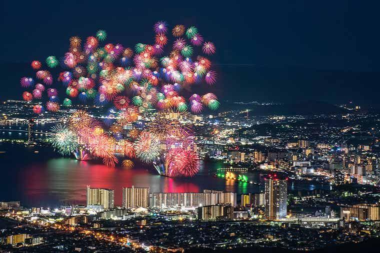 大阪 関西の夜景スポット15選 デート向けから工場夜景まで 楽天トラベル 2021 大阪 夜景 夜景 花火