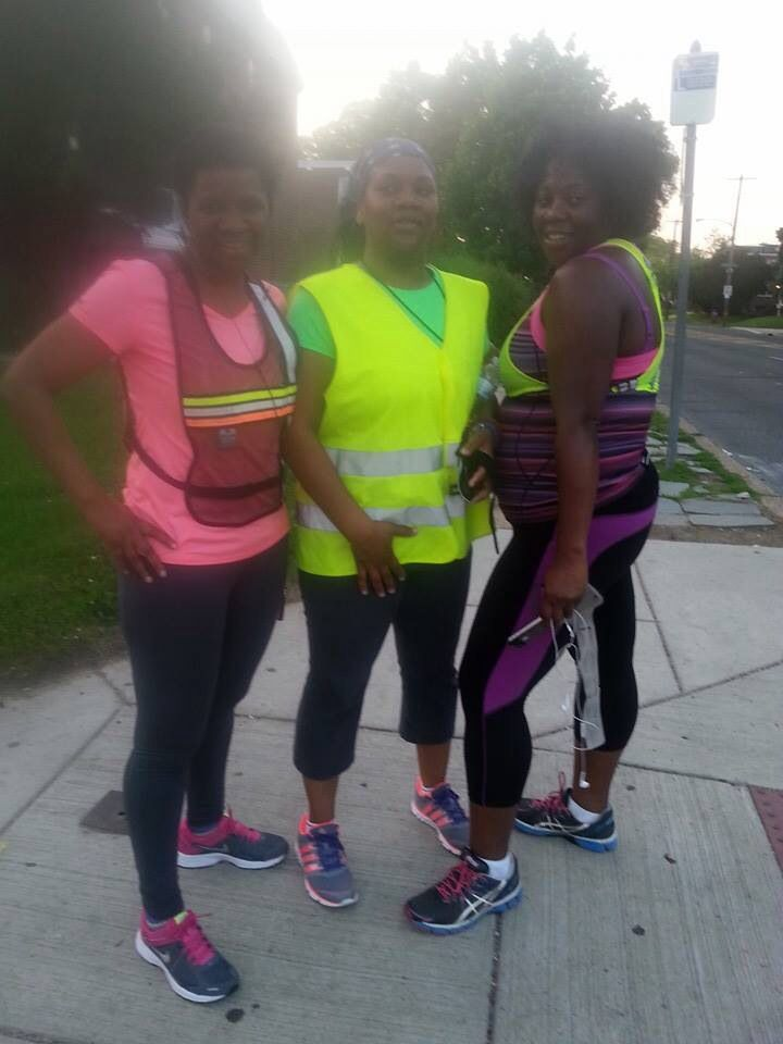 National Running Day 2014 ! 3.7 miles
