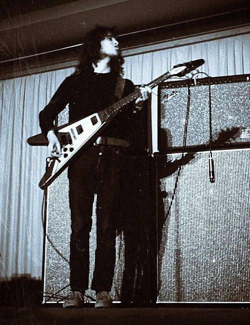Fleetwood Mac guitarist Jeremy Spencer was an early convert to the Jesus movement from the world of British rock. While his conversion was avidly-touted in early Jesus People sources, his involvement with an increasingly marginalized group called the Children of God put him on the outs with the gatekeepers of the fledgling Jesus Music business and kept him from developing into a major figure in the world of Jesus Music.