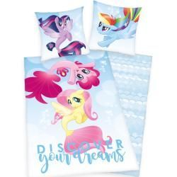 Design bedding -  Linon bedding My Little Pony – blue – 135×200 cm RollerRoller  - #bedding #cartoonnetwork #design #miraculous #miraculousladybug #miraculousladybugandcatnoir #miraculousladybugseason4 #miraculousladybugseason4episode1 #mylittlepony #mylittleponyequestriagirls