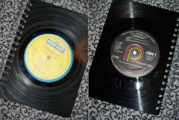 Schallplatte...