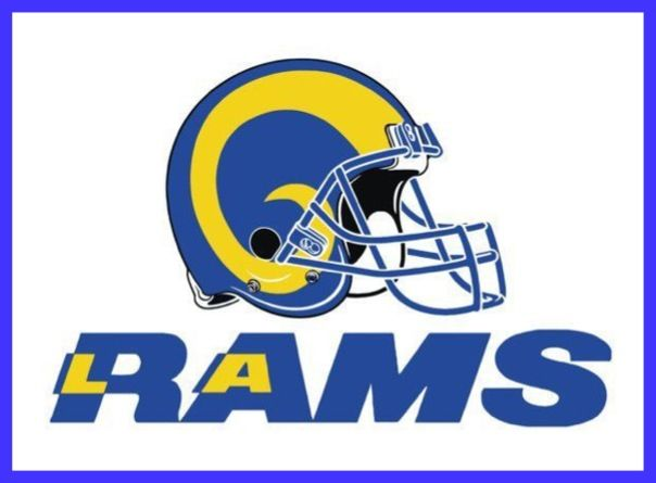Bring The Rams Back To Los Angeles Rams Football Los Angeles Rams Logo Nfl Logo