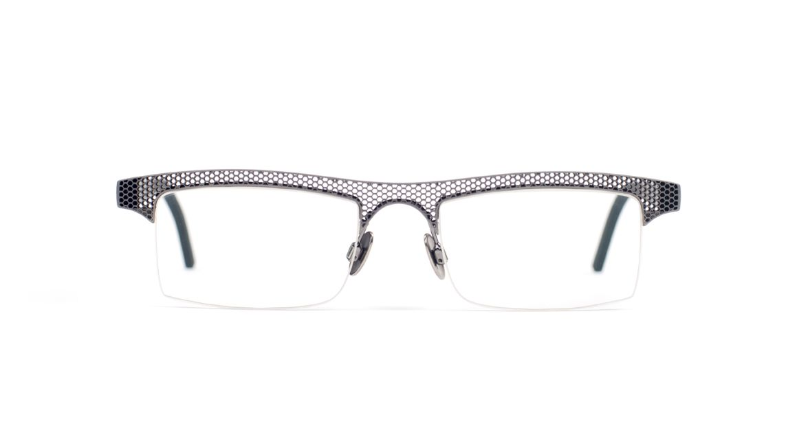 3D printed titanium frames design and distributed by HOET | eyewear ...
