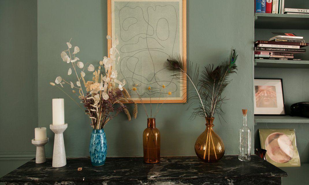 Anne-Laure Mais, muse à la française Living rooms and Room