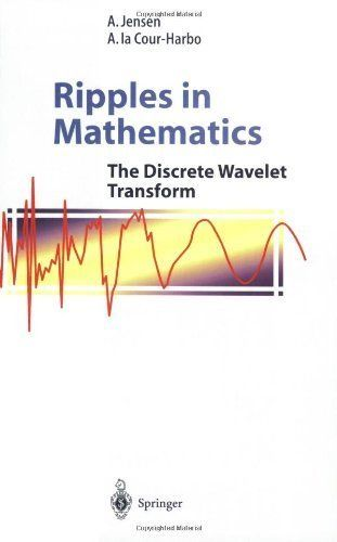 Ripples in Mathematics: The Discrete Wavelet Transform by A