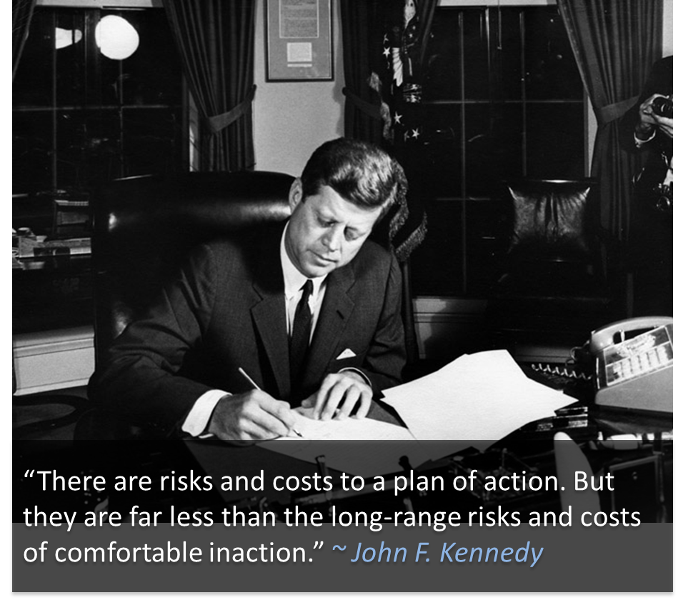 John F Kennedy Cuban Missile Crisis Quotes: We Would Do Well To Remember This Quote From President