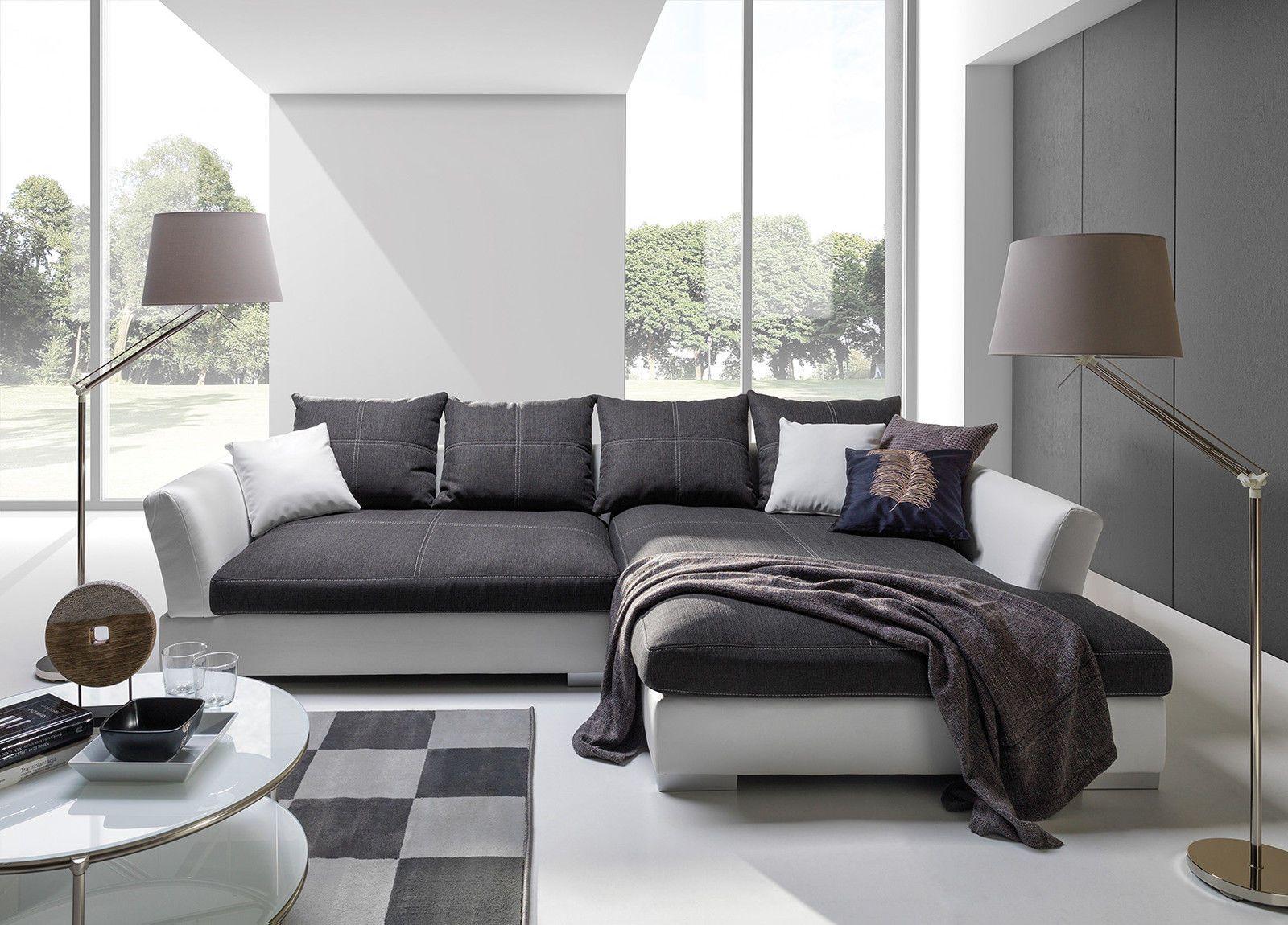 Eck Sofas details zu couchgarnitur polstergarnitur eck sofa