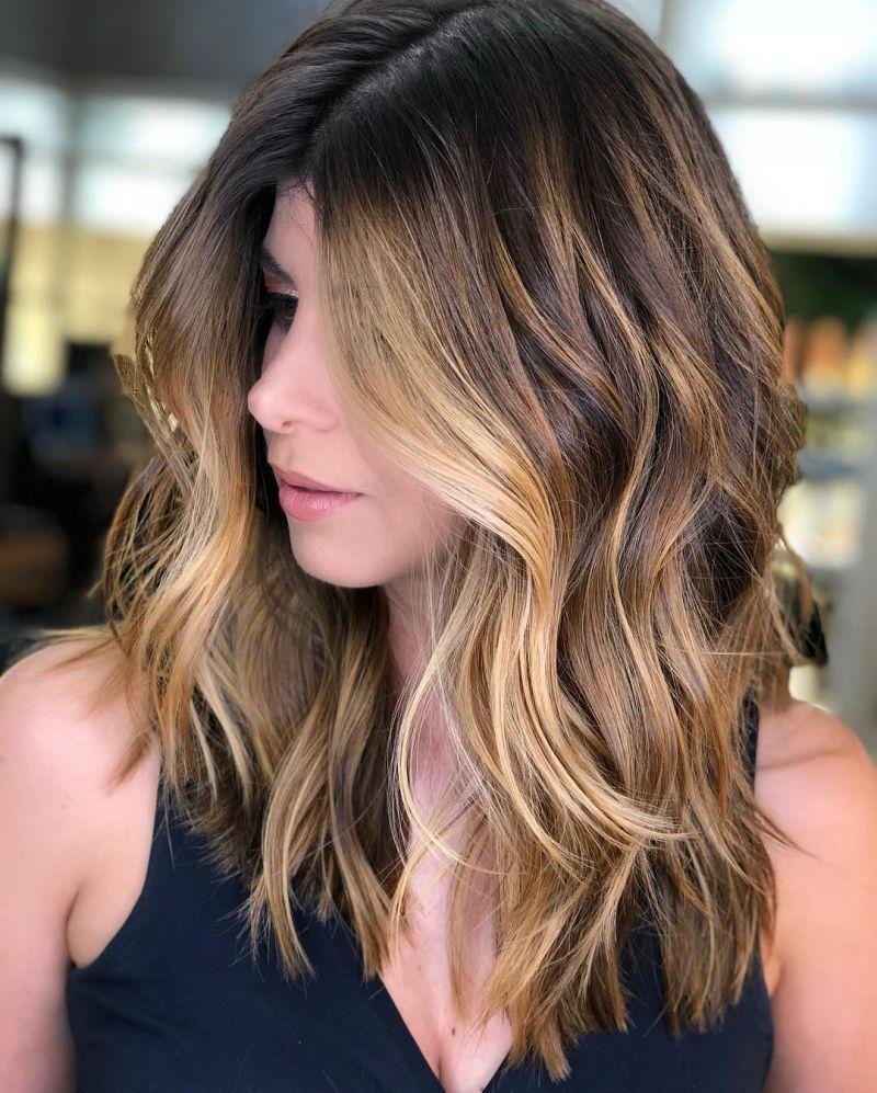 40 Trendy Shoulder Length Hairstyles For Women 2019   Hair ...