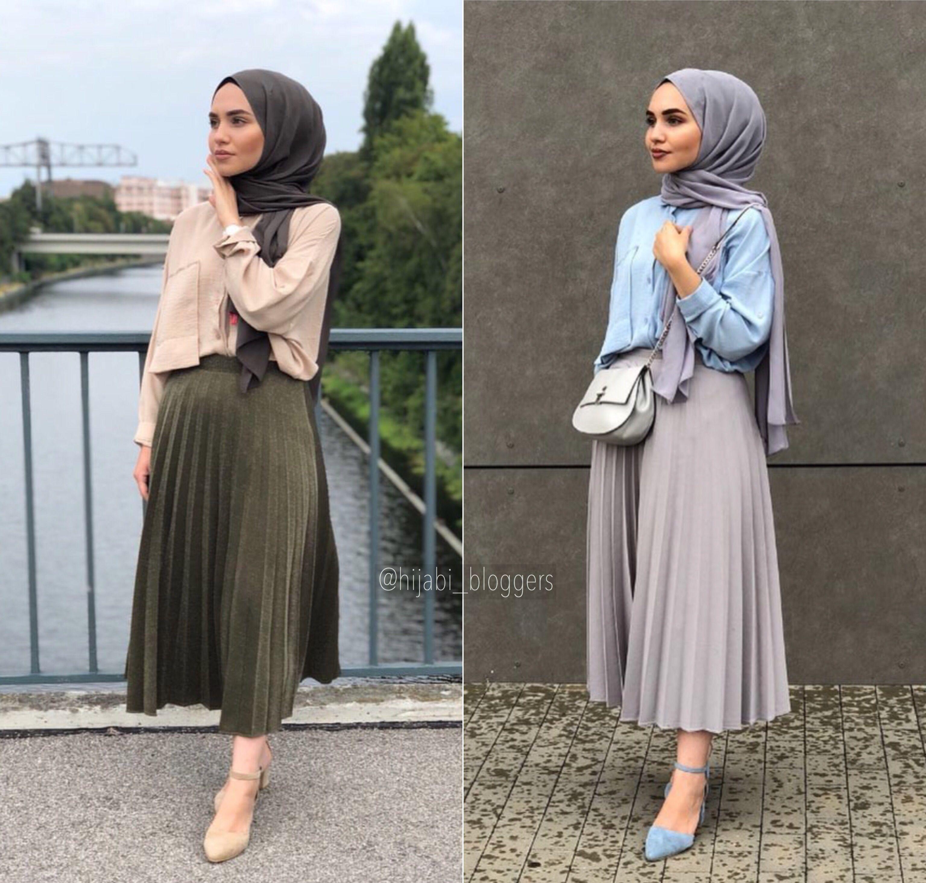 Vintage | Wanita, Model pakaian hijab, Gaya berpakaian