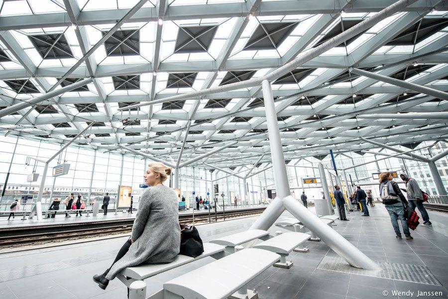 Pin van Sweco Nederland op Den Haag Centraal Den haag