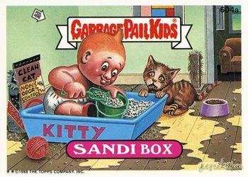 Original Series 15 Gallery Garbage Pail Kids Garbage Pail Kids Cards Kids Stickers