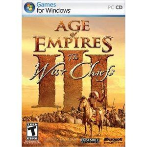 Age Of Empires Iii The War Chiefs Age Of Empires Iii Age Of