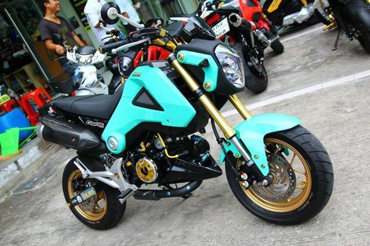 200 Custom Honda Grom Msx125 Pictures Photo Gallery Honda Grom Honda Grom Custom Custom Sport Bikes