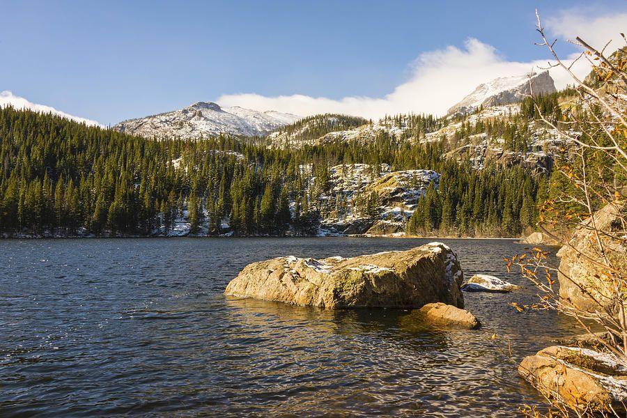 Rocky Mountain National Park, Colorado | Bear Lake - Rocky Mountain National Park Colorado Photograph