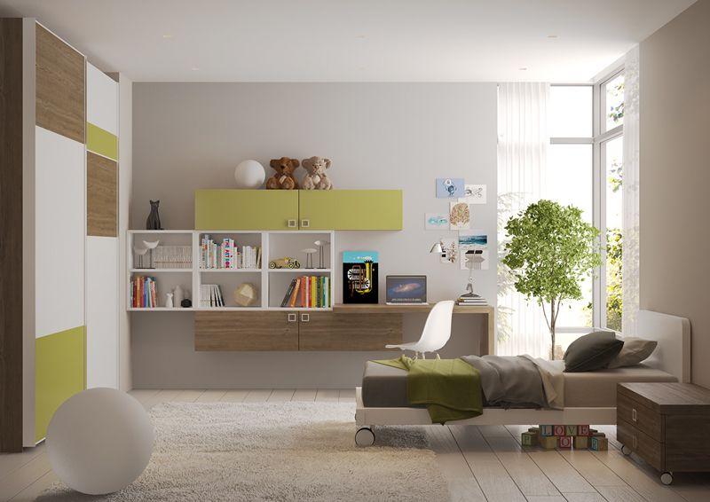 Camerette Lusso ~ Moretti camerette le diverse soluzioni di arredamento della zona