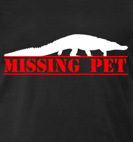 Haustier Vermisst Manner Premium T Shirt Spreadshirt Exotische Haustiere Haustier T Shirt Ideen
