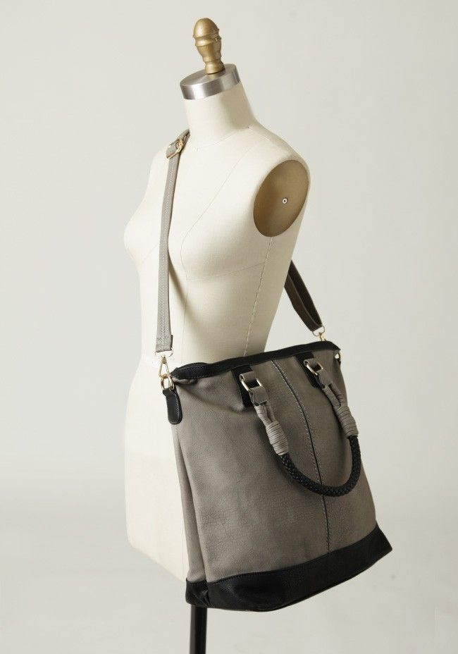 Incognito Purse In Gray Modern Vintage Purses 49 Vintage Purses My Style Fashion