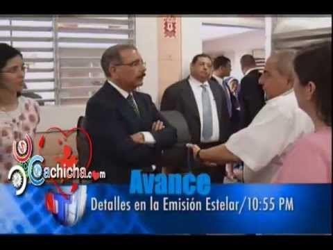 Danilo Medina Desmiente Destitución Del Jefe De La Policía Nacional #Video - Cachicha.com