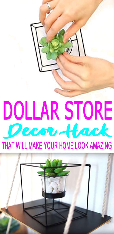 Diy Dollar Store Crafts Dollar Store Crafts Succulent Planter Diy Dollar Store Hacks