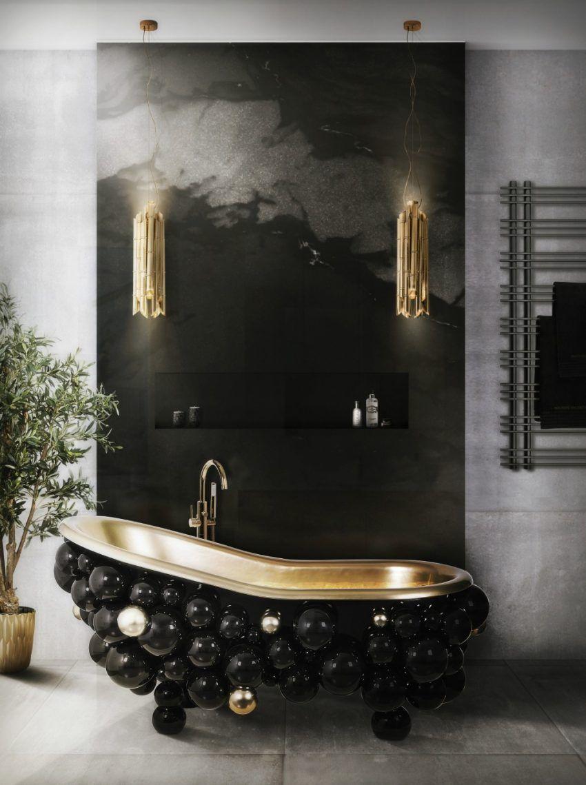 Luxus Geschenke Ideen Fur Wohndesign Liebhaber Interior Design Magazine Moderne Badezimmermobel Luxusbadezimmer