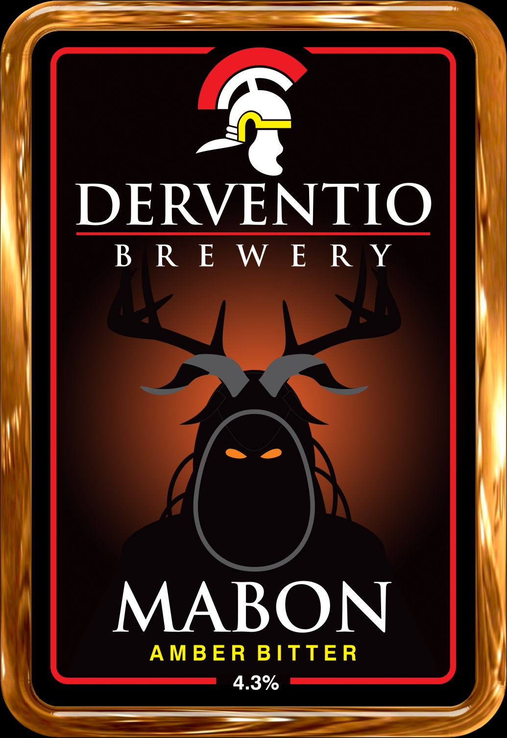 Another bottle label for Derventio... (With images) Beer