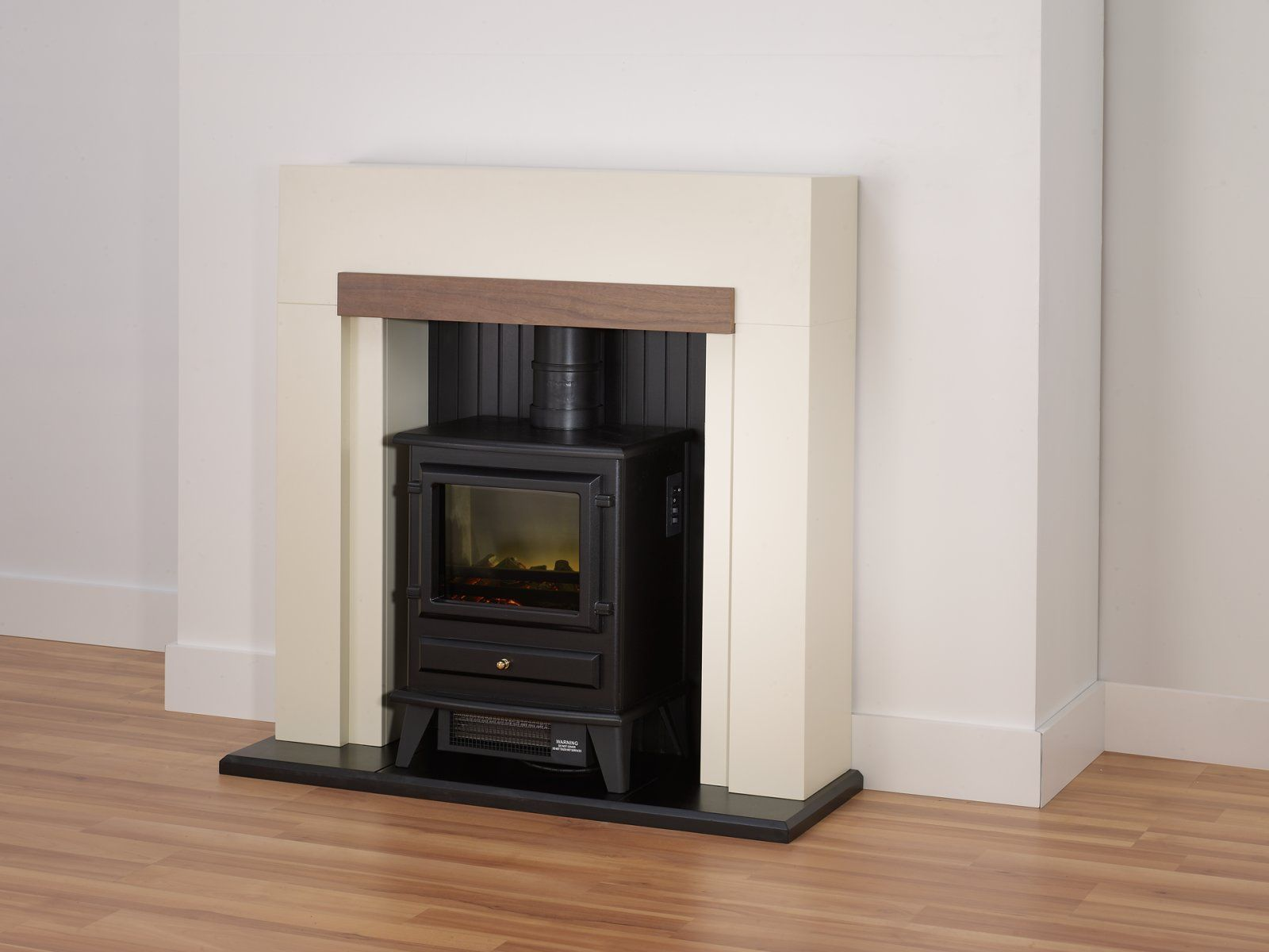 Adam Fire Surrounds Salzberg Electric Fire Suite Place With Stove