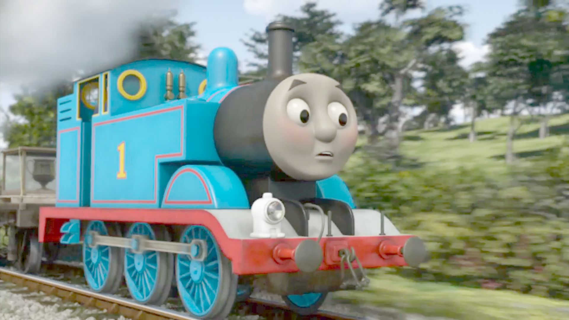 thomas the tank engine and friends thomas percy amp the