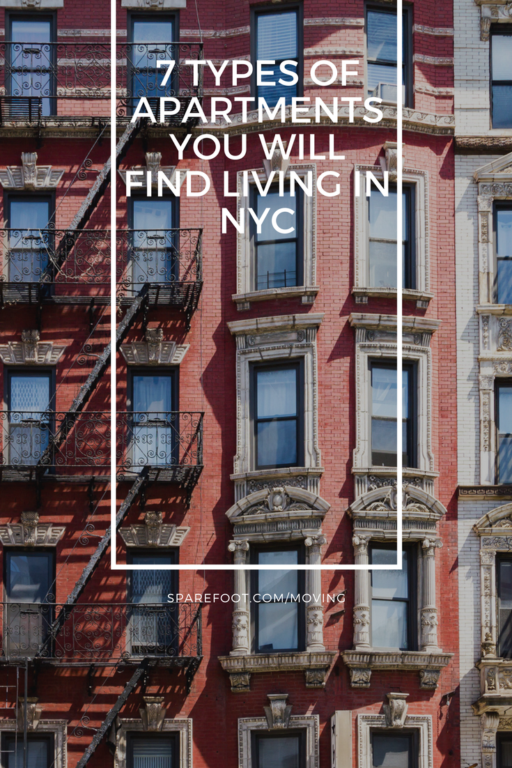 7 Types Of Apartments You Will Find Living In Nyc New York