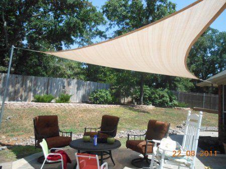 Shade Triangle Sun Sail
