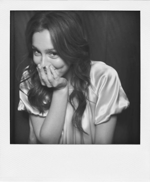 leighton meester: I would enjoy living her life.